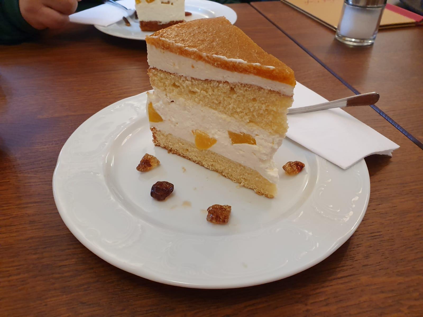 Bernsteintorte - Deicheck Café