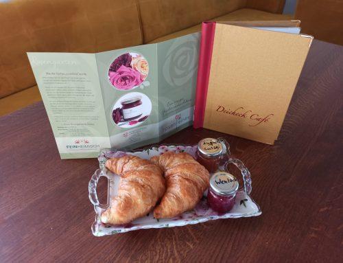 Unser neues Highligtht: Genüsslich frühstücken im Deicheck-Cafe